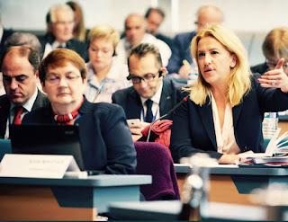 Στο Κογκρέσο του Συμβουλίου της Ευρώπης η Περιφερειάρχης Αττικής