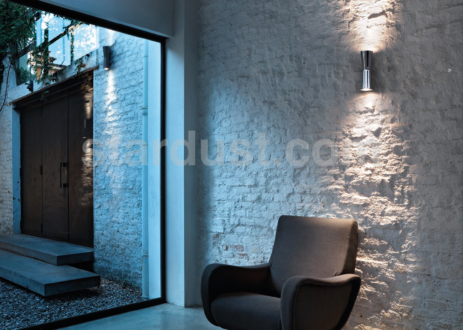 CLESSIDRA Modern Up-Down Contemporary Wall Spot Light for ...