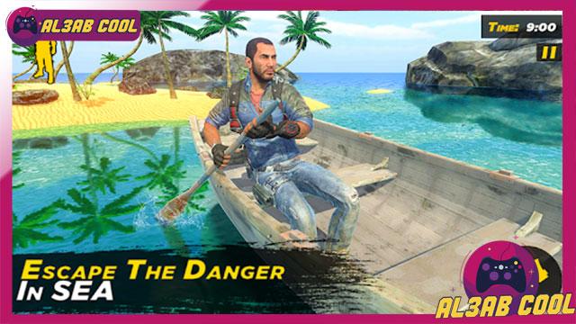 تنزيل لعبة البقاء على قيد الحياة Raft Survival Forest من الميديا فاير