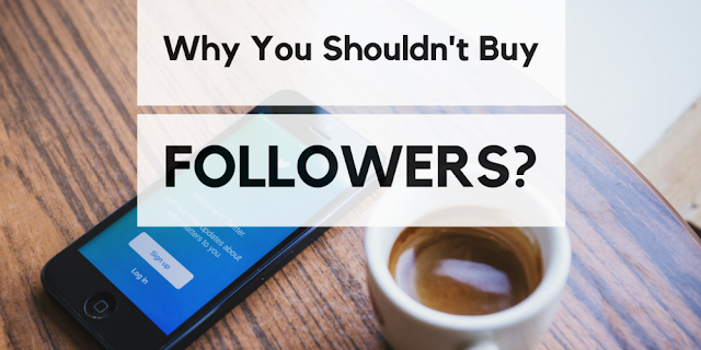 Should You Buy Social Media Followers? [Infographic]