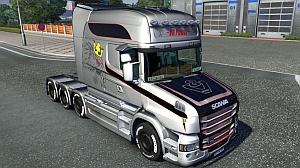 Scania T Vabis V8 skin