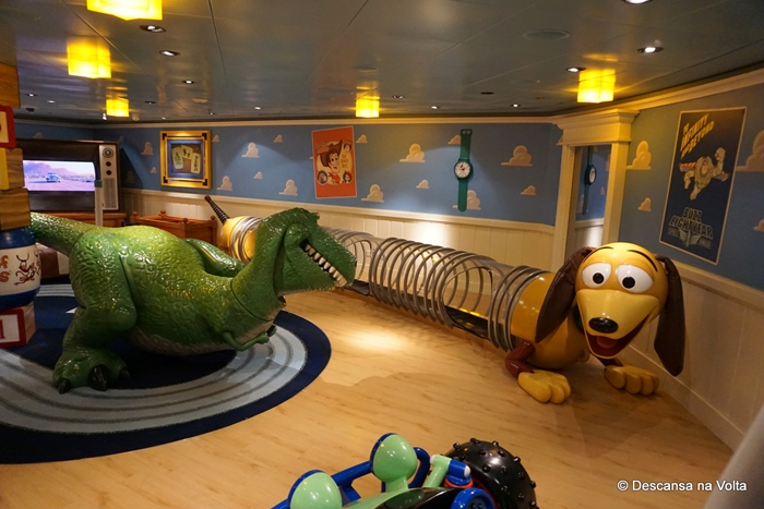 Oceaneer Club Disney Dream