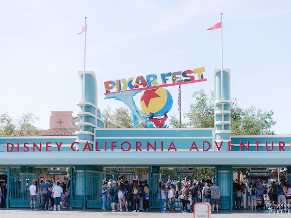 Everything You Must See and Do in Pixar Fest at Disneyland