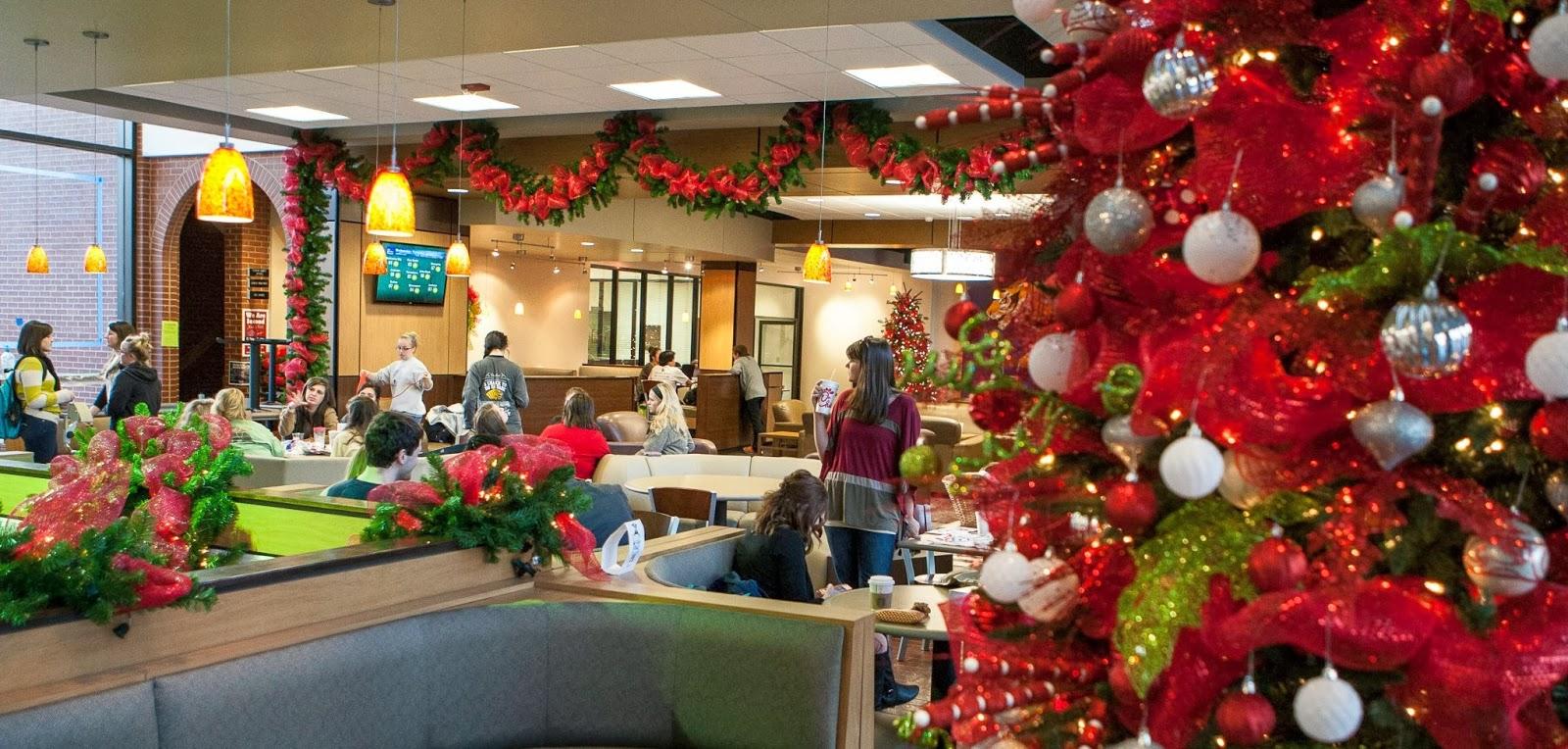 Office Christmas Decorating Ideas - Elitflat