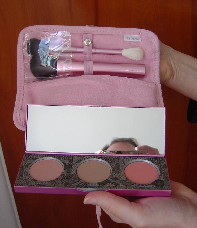 Mally Beauty Shimmer, Shape, & Glow Face Defining System