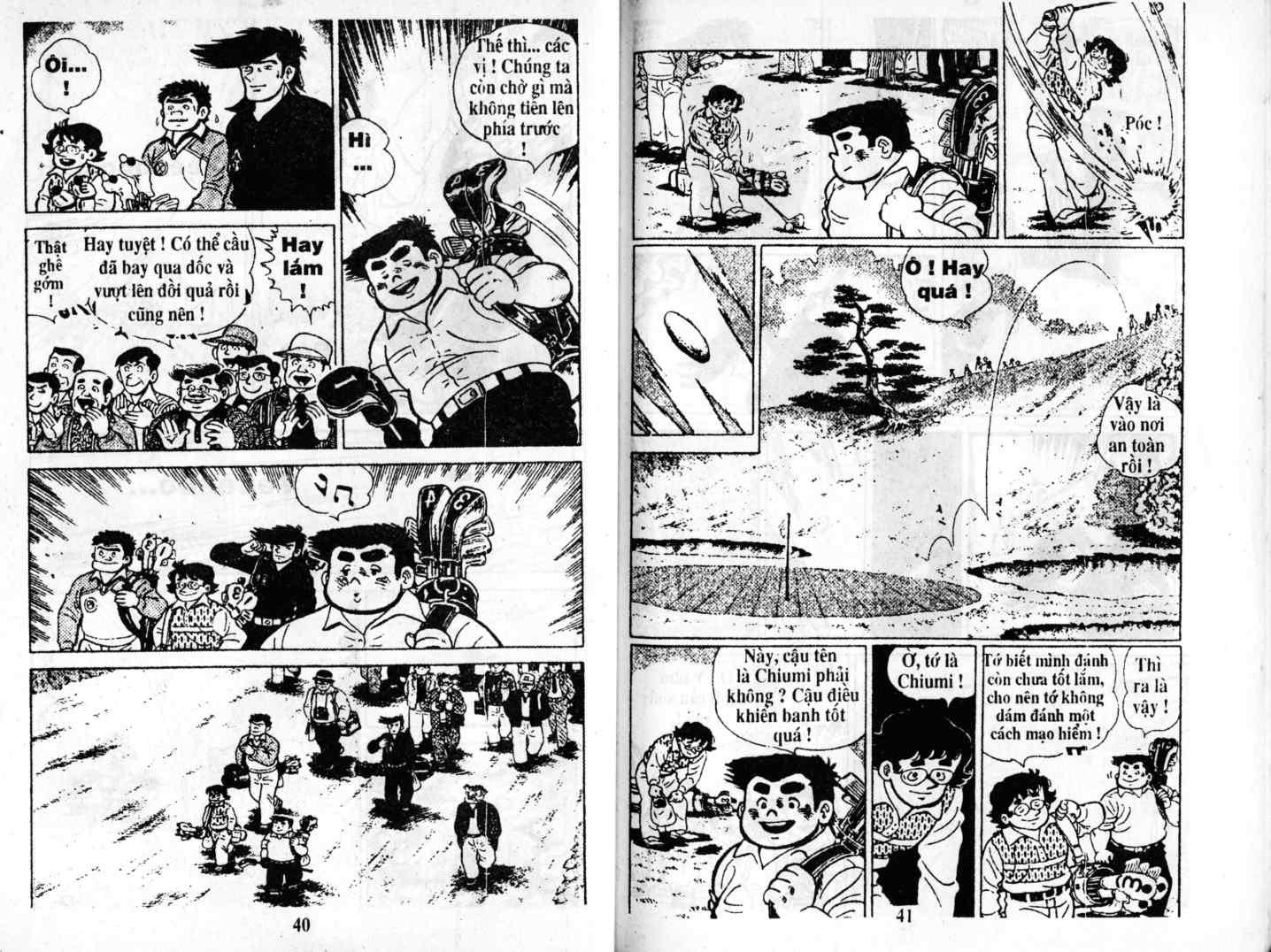 Ashita Tenki ni Naare chapter 3 trang 19