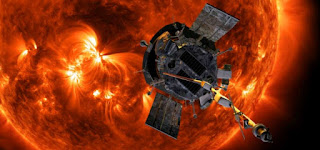 NASA's Parker Probe Survives Closest Brush with Sun