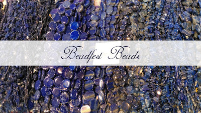 Beads to buy at Beadfest