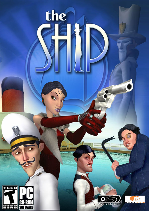 The Ship Download Cover Free Game
