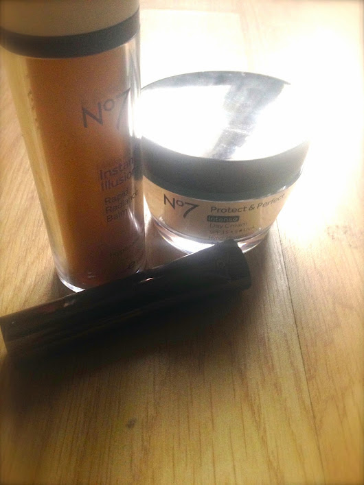 My Favourite No7 products!