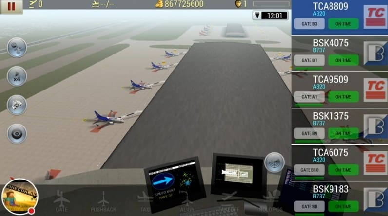 Download Game Unmatched Air Traffic Control Mod Apk+OBB Terbaru Android