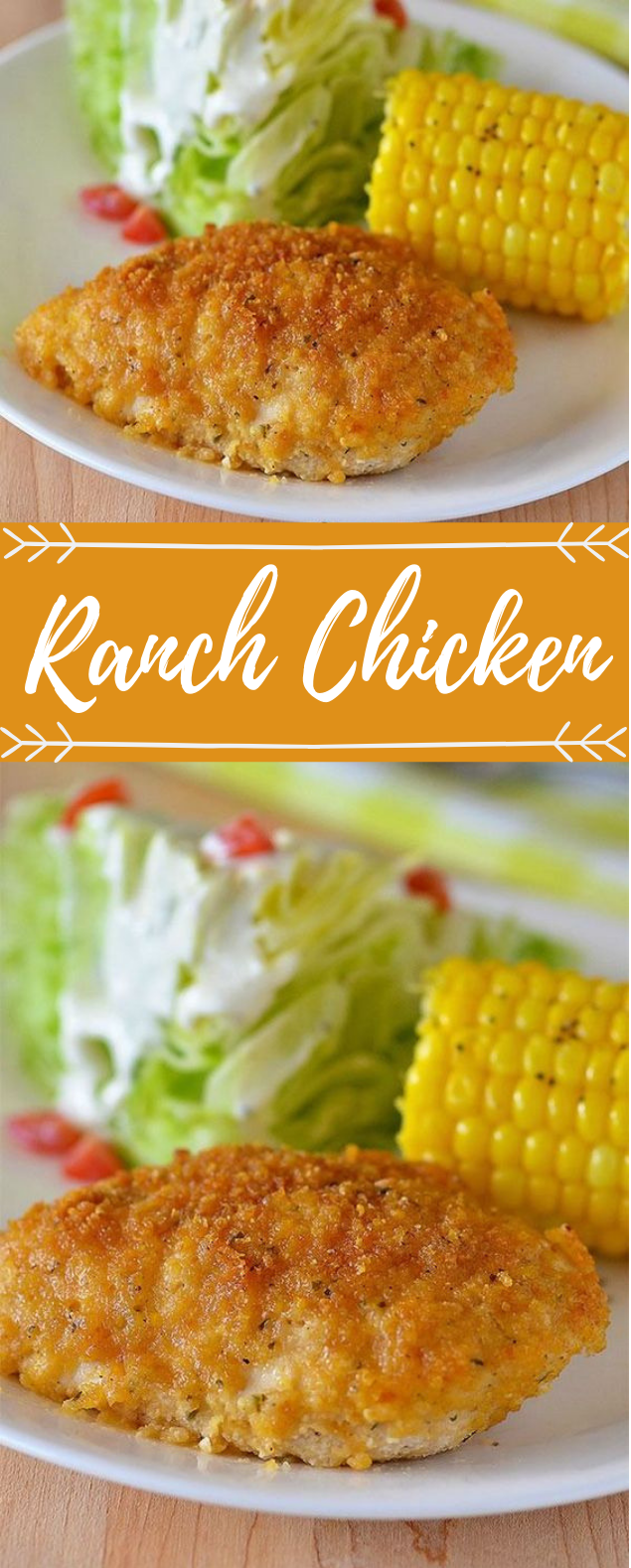 Ranch Chicken #dinner #familydinner