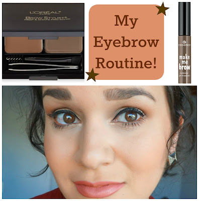 My Everyday Brow Routine