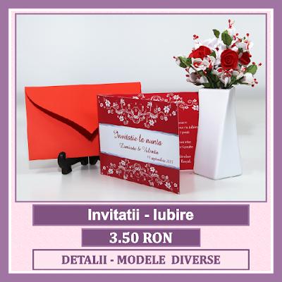http://www.bebestudio11.com/2018/01/invitatii-nunta-iubire.html