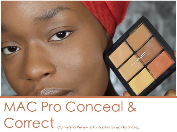 Mac Pro Conceal Correct 4 Palette Review