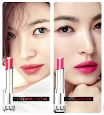 Love Korean Beauty: Laneige Serum Intense Lipstick
