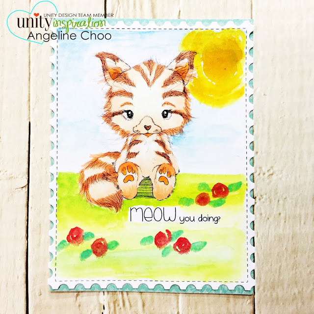 ScrappyScrappy: [NEW VIDEO] GIVEAWAY and Brown Thursday with Unity Stamp #scrappyscrappy #unitystampco #brownthursday #card #cardmaking #papercraft #scrapbook #scrapbooking #craft #crafting #youtube #processvideo #quicktipvideo #scrappyscrappygiveaway #giveaway #timholtz #pasteldreams #watercolor #primawatercolor #tierrajackson #cuddlebug #katscrappiness #diecut