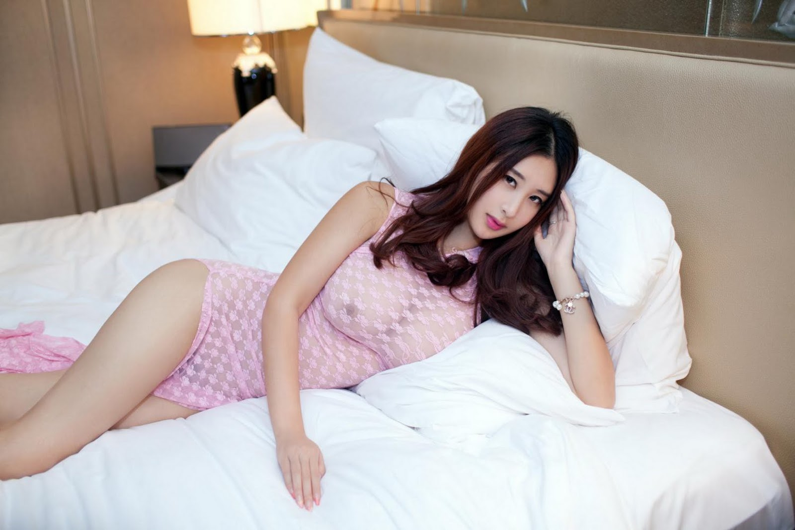 19 - Lake Model Sexy TUIGIRL NO.52 Hot