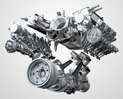 Jaguar XF Engine Spesifications, Specs
