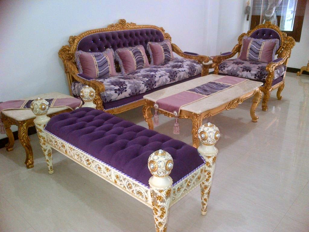 Hasya Art Furniture Jepara Living Room