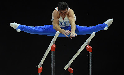 Senam Artistik (Artistic gymnastics)