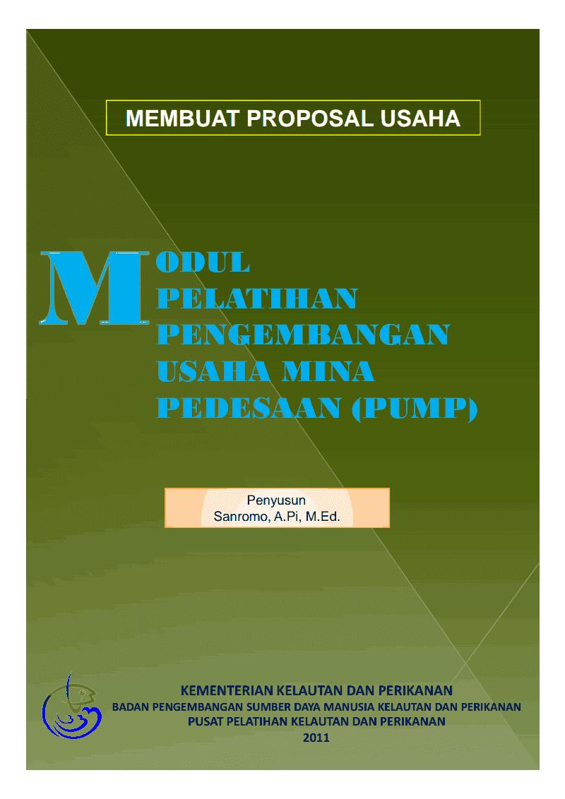 Contoh Proposal Usaha Murad Maulana