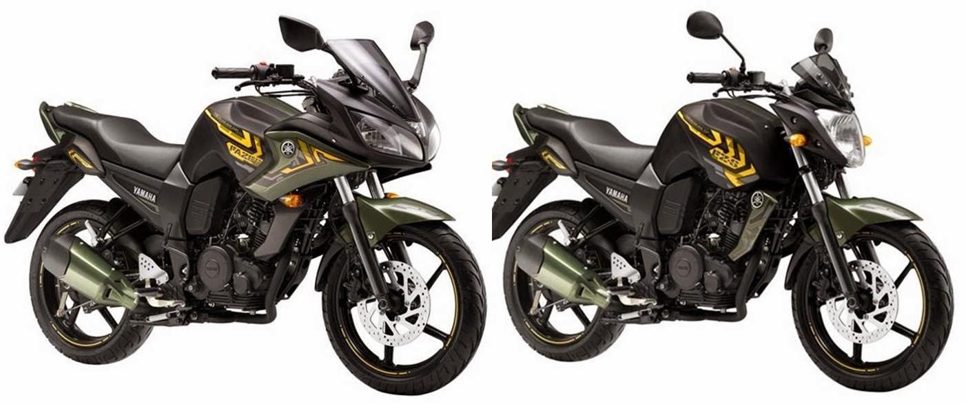Yamaha fazer [2009-2016] price, images, colours, mileage & reviews.