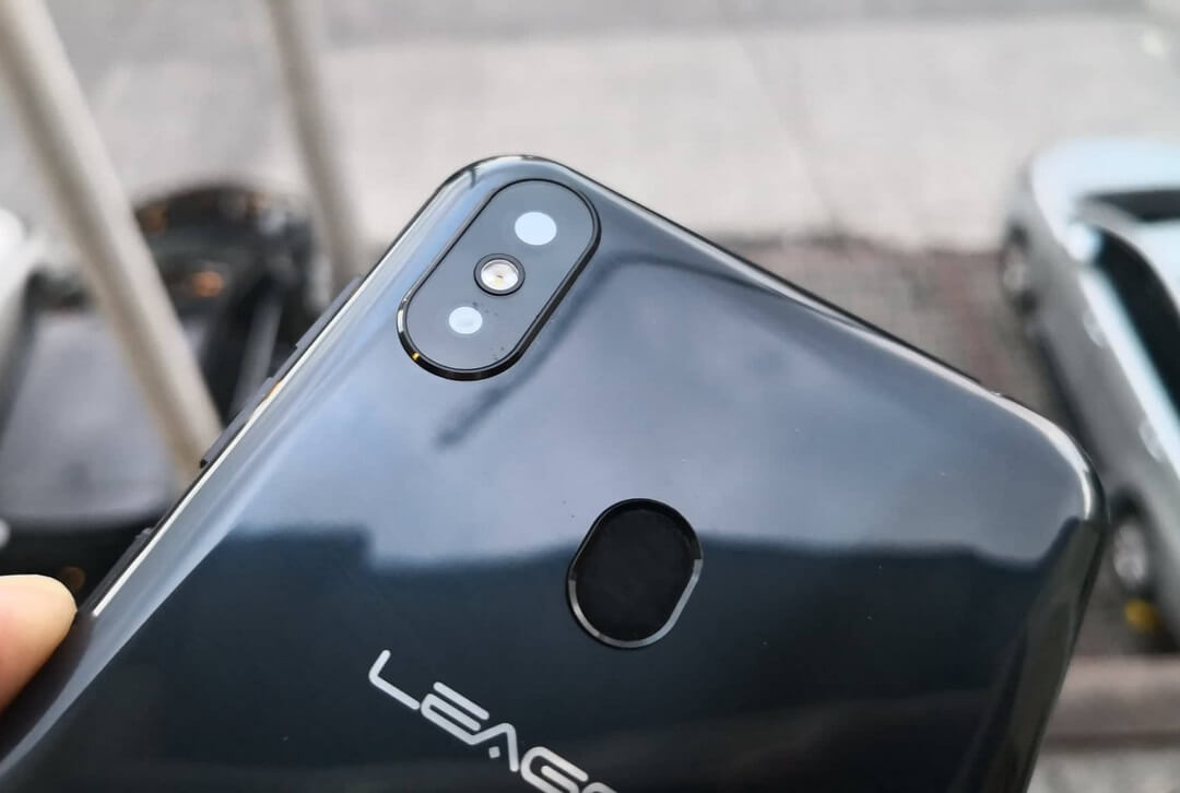 Leagoo S9 Dual Rear Cameras