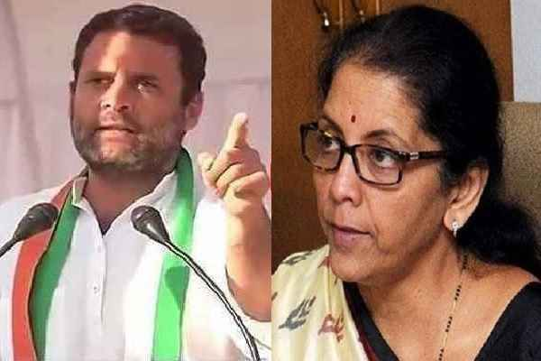 nirmala-sitharaman-hit-back-at-rahul-gandhi-spreading-lie-rafale-deal