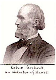 Rev. Calvin Fairbank
