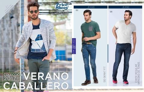 Catálogo Price Shoes Caballero 2017 Verano
