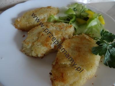 Kotleciki z kalafiora i ziemniaków