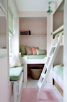habitacion para niños en espacio reducido