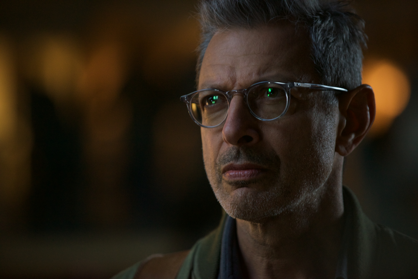 Jeff Goldblum en Independence Day Contraataque