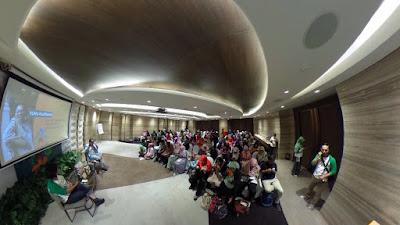 Ballroom di Ashley Hotel Jakarta sebagai Tempat Perayaan Blogger Day