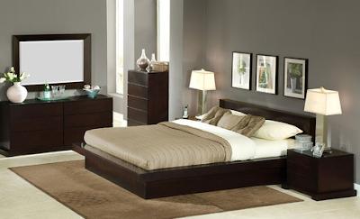 cara merawat tempat tidur minimalis