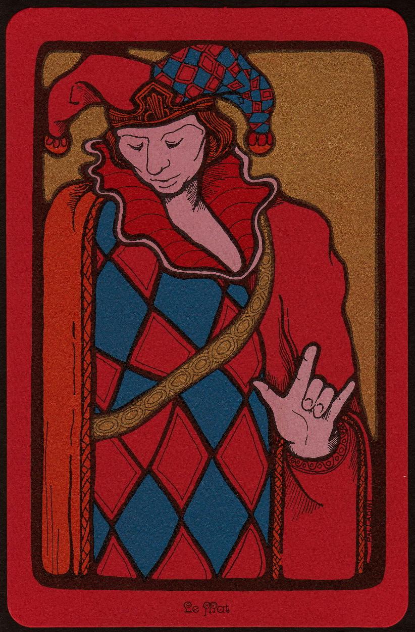 Le Tarot Egyptien De Dusserre: SWEET JANE: Linweave Tarot 1967, The Illustrations Of Hy