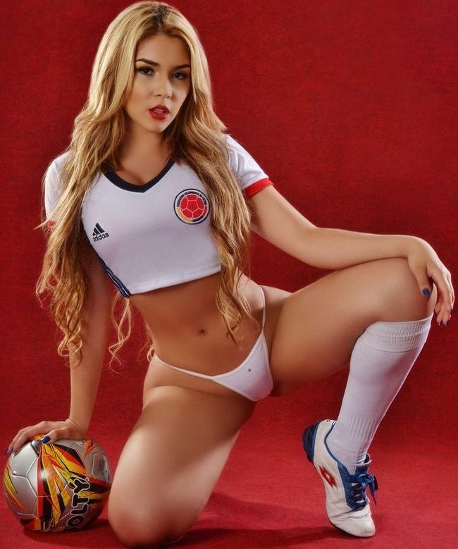 Modelo da Colômbia Karol Villamizar