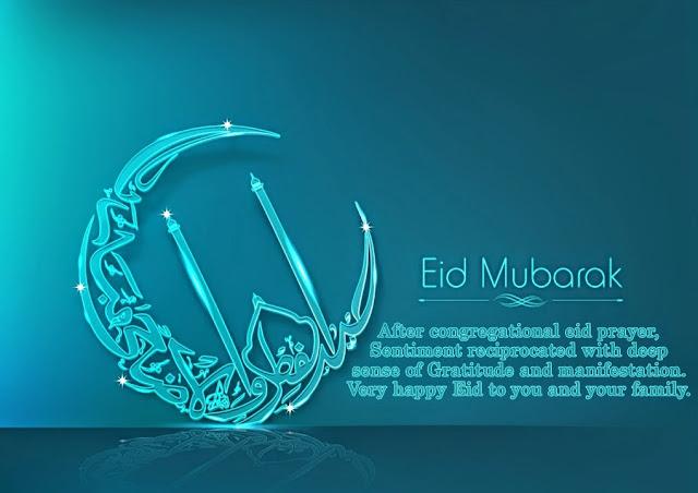 Eid Congrats 2016