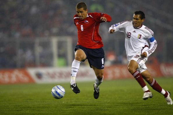 Chile y Venezuela en Clasificatorias a Sudáfrica 2010, 5 de septiembre de 2009