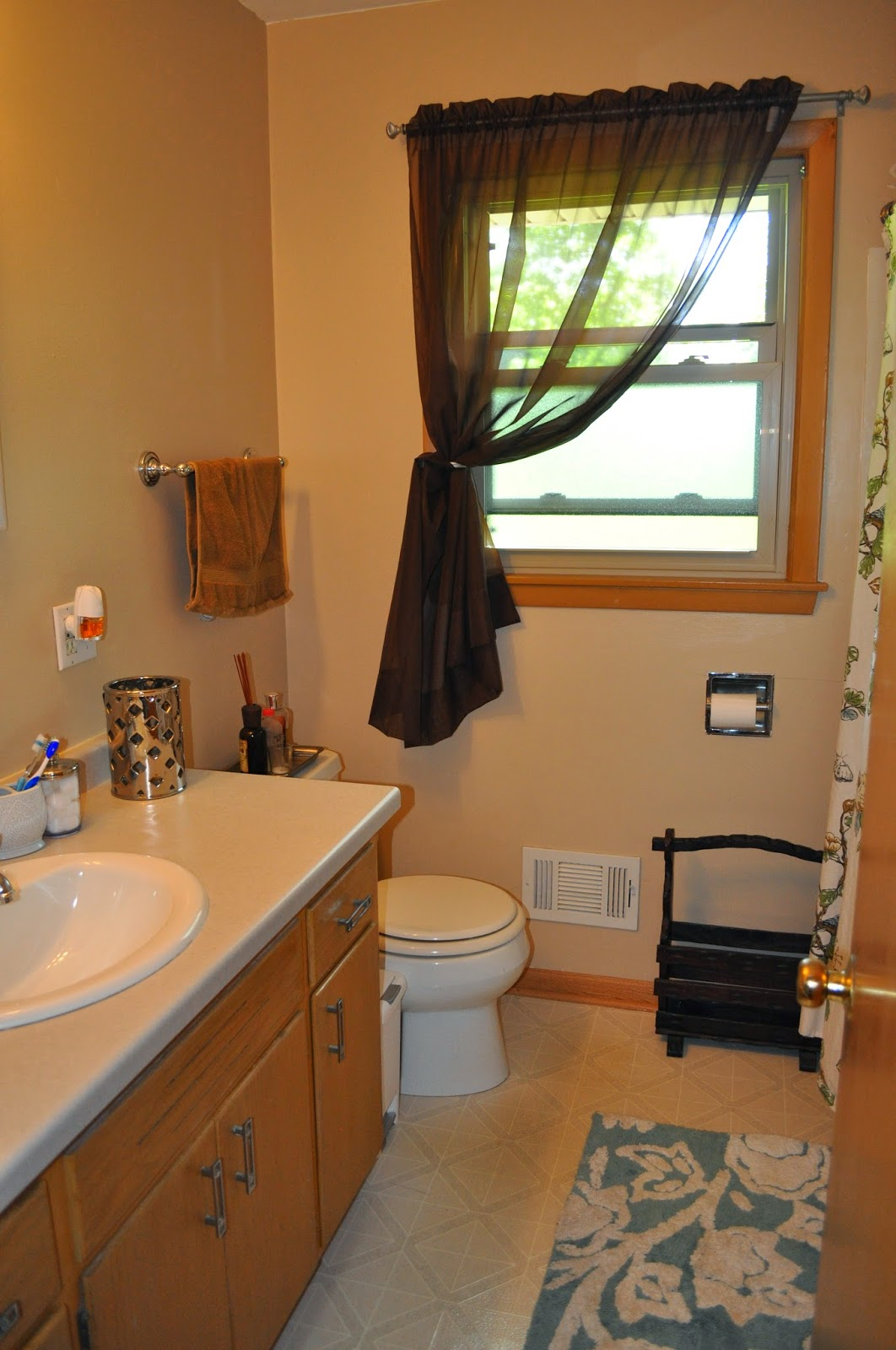 Carri Us Home: Bathroom Updates