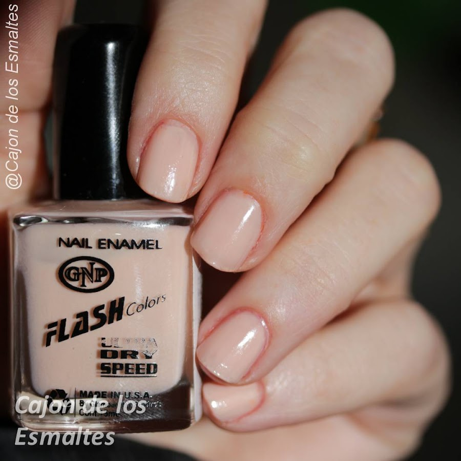 Esmaltes Flash Colors de GNP