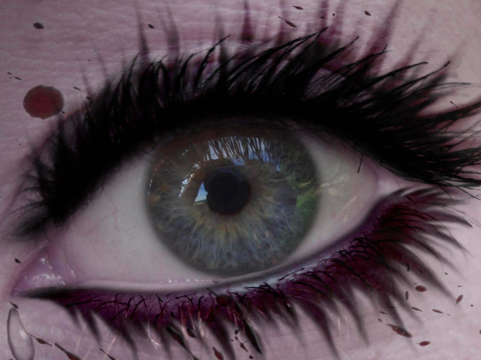 Wallpapers Horror Eye