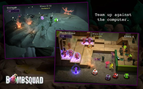 Bombsquad Apk Android