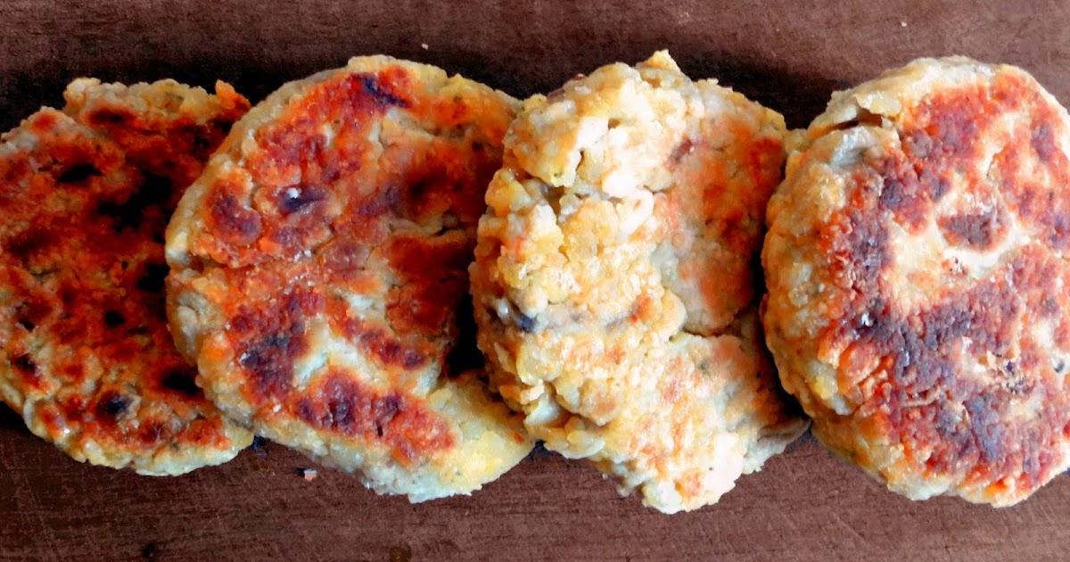 Recetas f ciles con arroz como hacer deliciosas - Hacer hamburguesas vegetarianas ...
