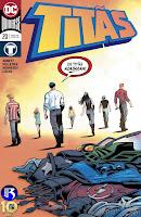 DC Renascimento: Titas #20