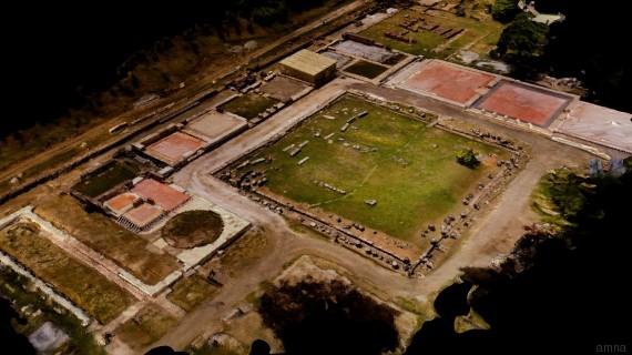 Το DigiArt μας πηγαίνει σε μια ψηφιακή τρισδιάστατη περιήγηση στο βασιλικό ανάκτορο του Φιλίππου στις Αιγές