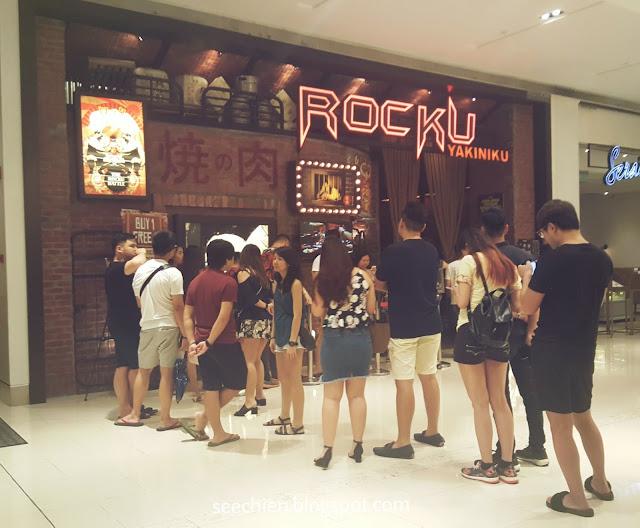 ROCKU Yakiniku Pavilion KL