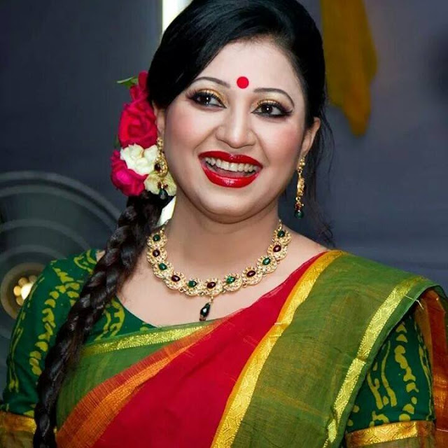Nafiza Jahan Bangladeshi Actress Wedding
