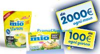 Logo Con Formaggino e Morsotti MIO vinci 156 carte regalo Ikea da 100€ e 6 da 2.000€